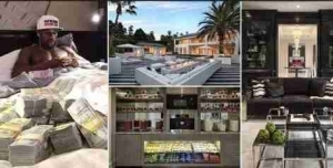 Floyd Mayweather's New $26M Beverly Hills Mansion Burglarized While On Vacation In China